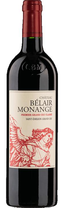 2016 Château Bélair-Monange 1er Grand Cru Classé B St-Emilion AOC 750.00