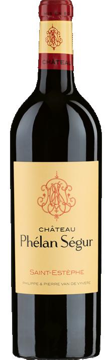 2017 Château Phélan Ségur St-Estèphe AOC 750.00