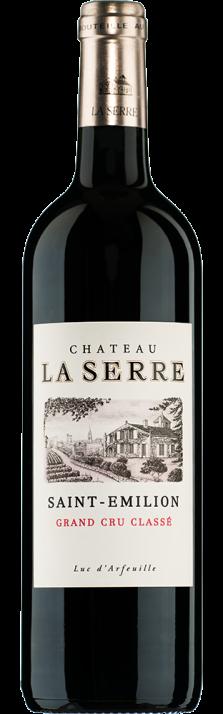 2016 Château La Serre Grand Cru Classé St-Emilion AOC 750.00