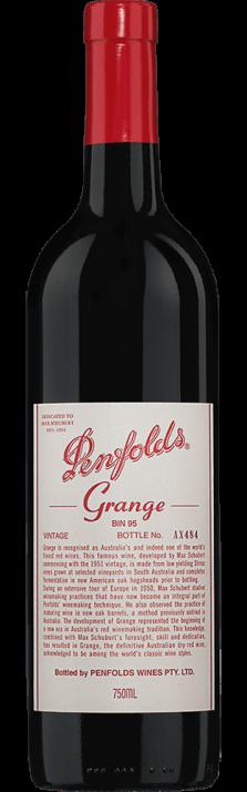2016 Grange Penfolds 750.00