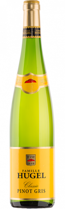 2016 Pinot Gris Alsace AOC Famille Hugel 750.00