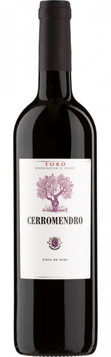 2013 Cerromendro Toro DO Bodegas Valpiculata 750.00