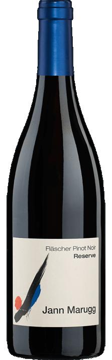 2019 Fläscher Pinot Noir Reserve Graubünden AOC Weinbau Jann Marugg 750.00