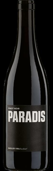 2018 Pinot Noir Le Paradis Le Landeron Neuchâtel AOC Cave Hasler 750.00
