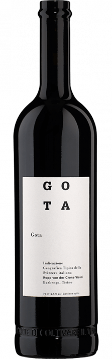 2018 Gota Svizzera Italiana IGT Cantina Kopp von der Crone Visini 750.00