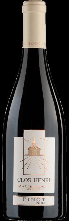 2015 Pinot Noir Marlborough Clos Henri (Bio) 750.00