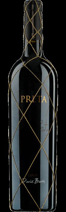 2015 Preta Cuvée David Booth Grande Reserva VR Alentejo Fitapreta Vinhos 750.00