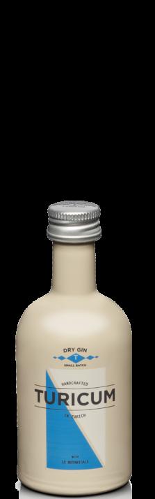 Gin Turicum Miniatur Zürich Dry 50.00