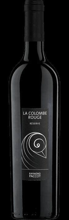 2016 La Colombe Rouge Réserve Vaud AOC Domaine La Colombe R. Paccot 750.00