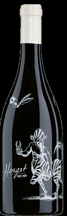 2015 Pinot Noir Hengstberg Wagram Clemens Strobl 750.00