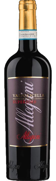 2018 Valpolicella DOC Superiore Allegrini 750.00