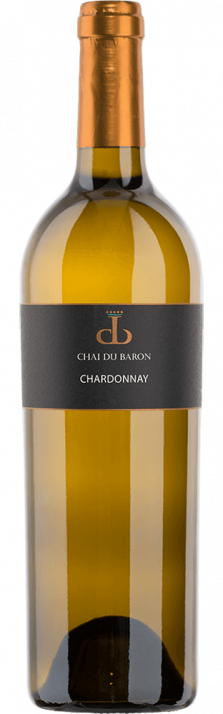 2017 Chardonnay Barrique Valais du Rhône AOC Chai du Baron 750.00