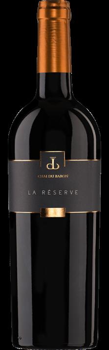 2015 La Réserve Barrique Valais du Rhône AOC Chai du Baron 750.00