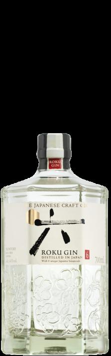 Gin Roku Japanese Craft Gin 700.00