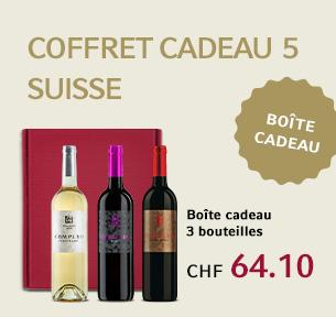 Set cadeau - Suisse