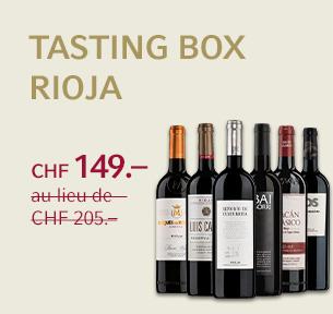 Tasting Box Rioja