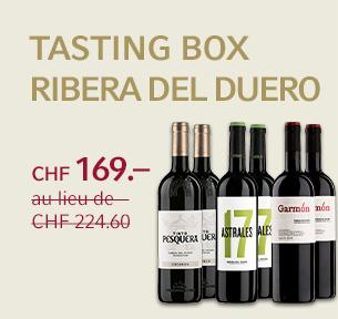 Tasting Box Ribera del Duero