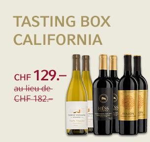 Tasting Box California