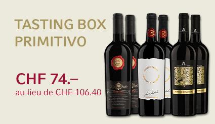 Tasting Box Primitivo