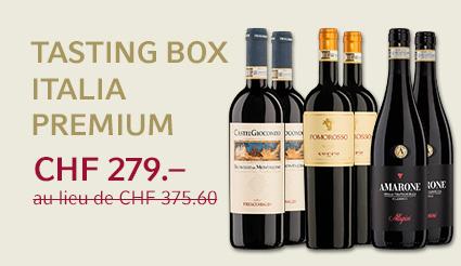 Tasting Box Italia Premium
