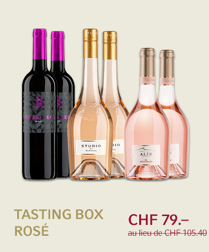 Tasting Box Rosé