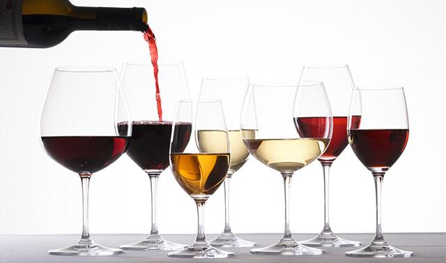 Trinkreife der Weine