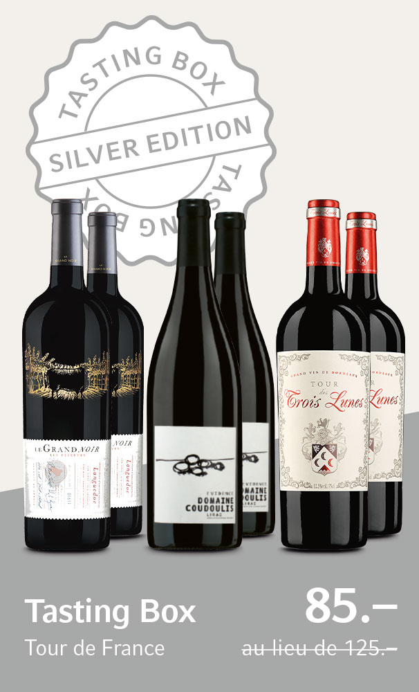 Tasting Box Tour de France Silver Edition