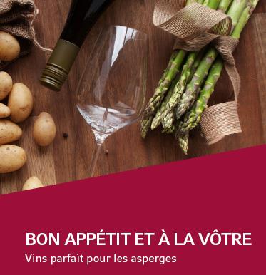 Magazine en ligne: Ladies and Gentlemen, voici la saison des asperges!