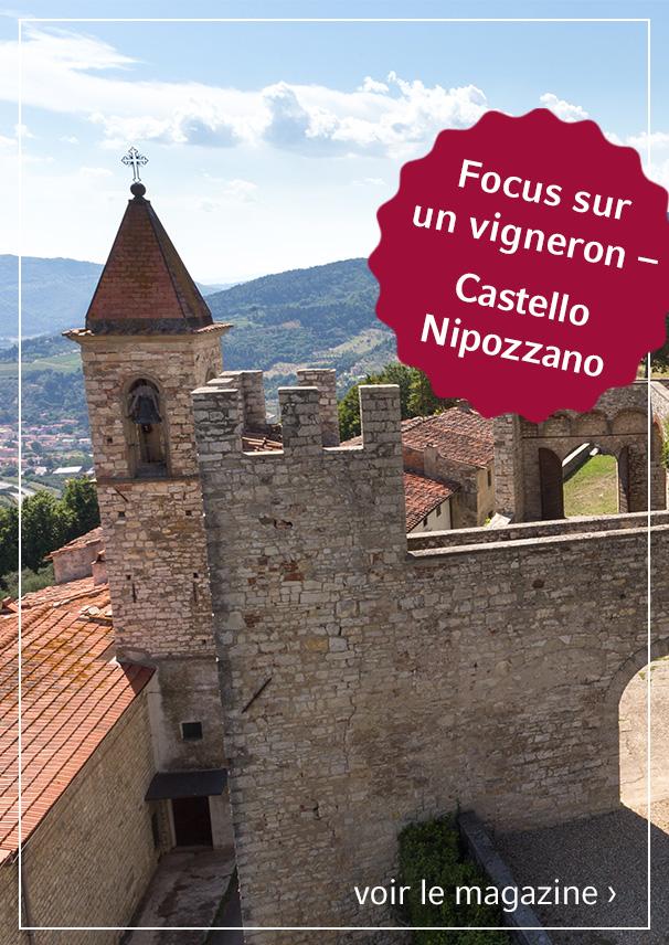Focus sur un vigneron – Castello Nipozzano