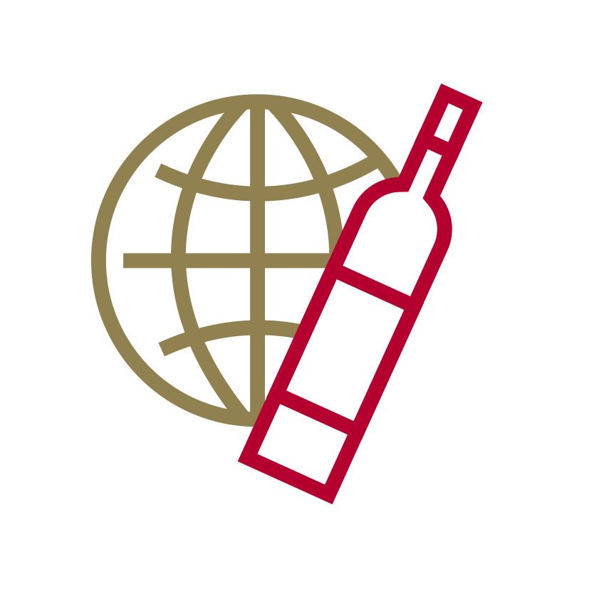 Ausgesuchte Weine aus aller Welt